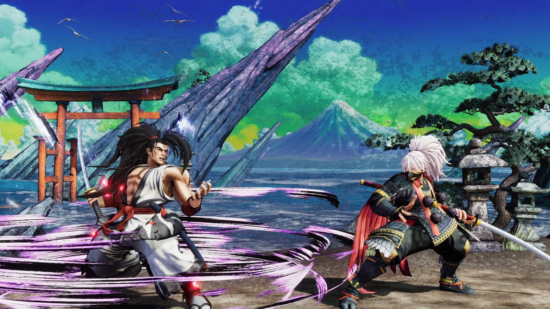 剣戟対戦格闘ゲーム『SAMURAI SPIRITS』2