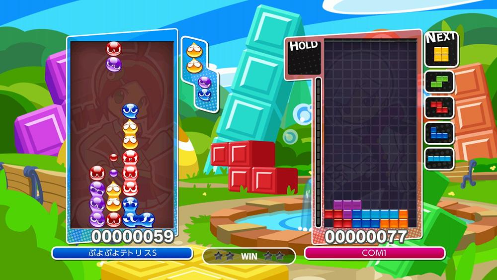 Nintendo Switch™『ぷよぷよ™テトリス®S スペシャルプライス』2