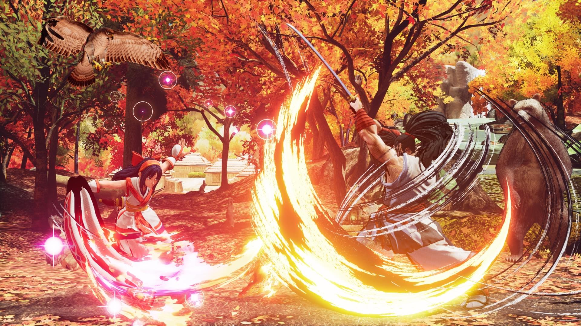 剣戟対戦格闘ゲーム『SAMURAI SPIRITS』3