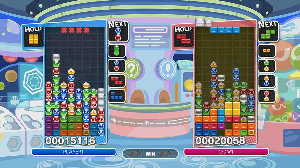 Nintendo Switch™『ぷよぷよ™テトリス®S スペシャルプライス』3