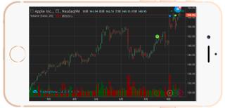 トレーディングビューを使い、サクソバンク証券口座でFX取引が可能に2