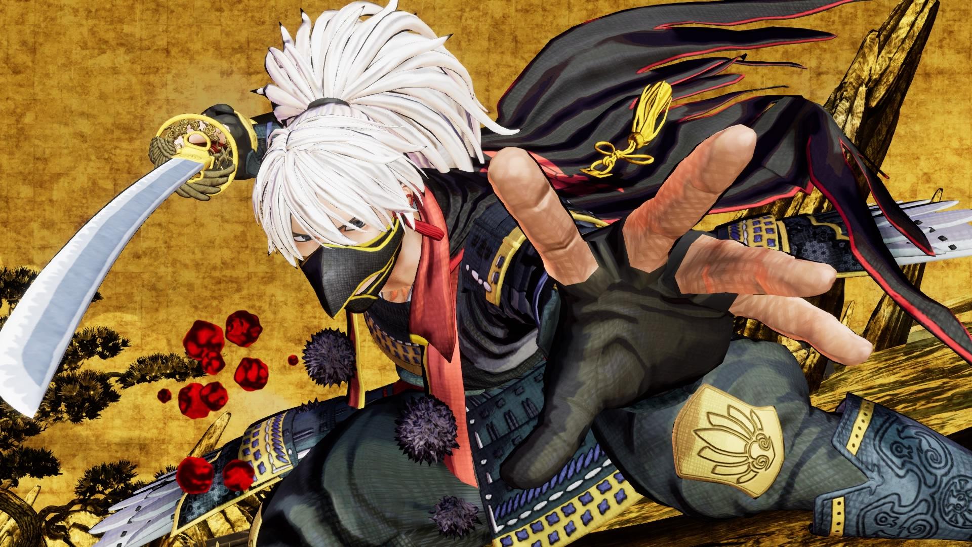 剣戟対戦格闘ゲーム『SAMURAI SPIRITS』4