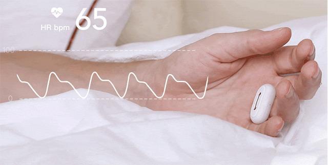 ウェアラブルスマートデバイス『スリープス』4
