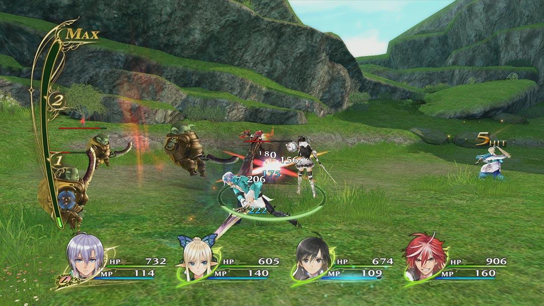 PS4®/Nintendo Switch™『シャイニング・レゾナンス リフレイン 新価格版』3