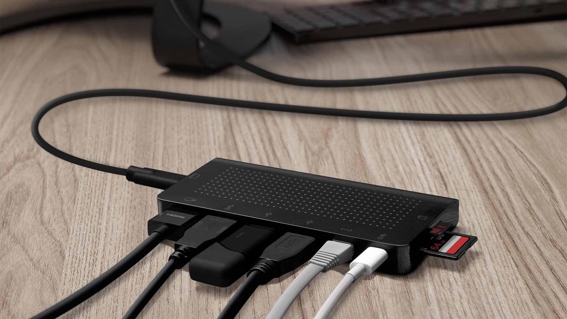 USBハブ「StayGo USB-C Hub」04