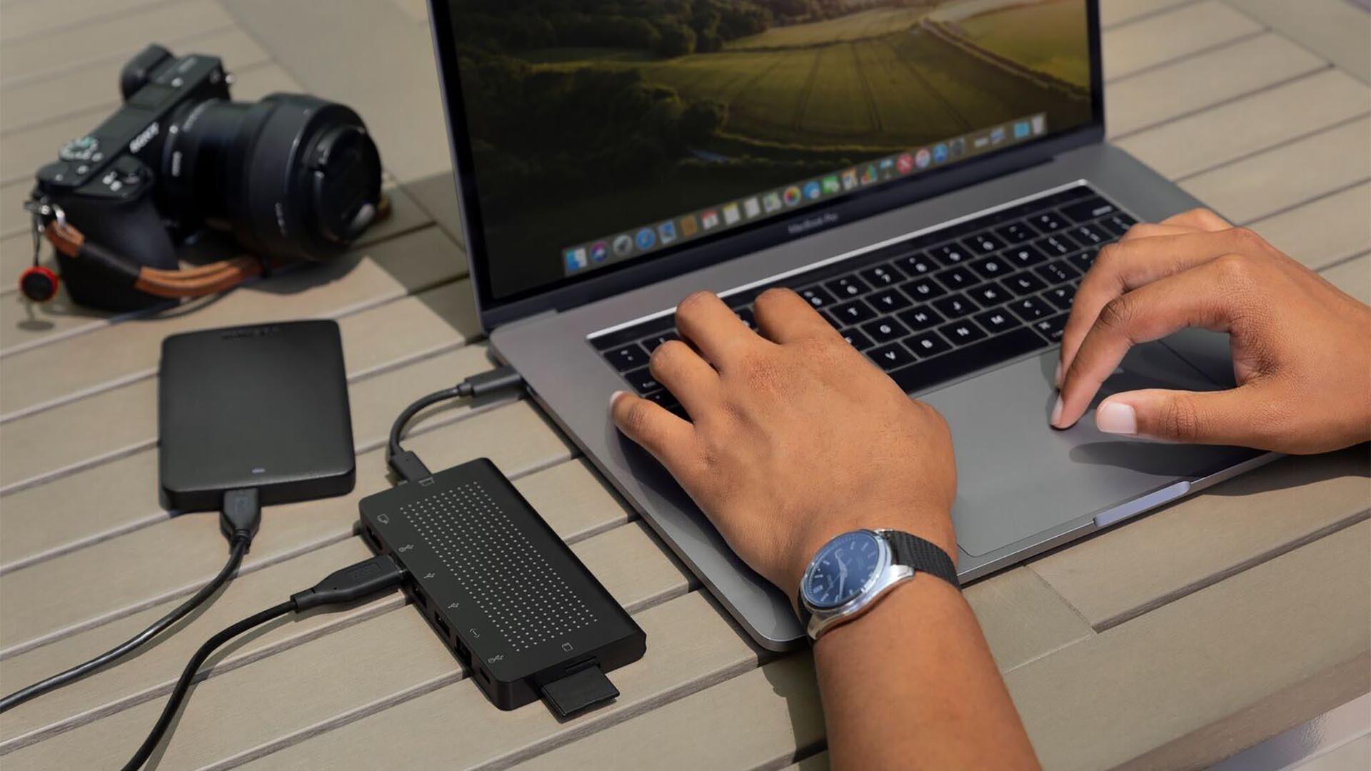 USBハブ「StayGo USB-C Hub」03