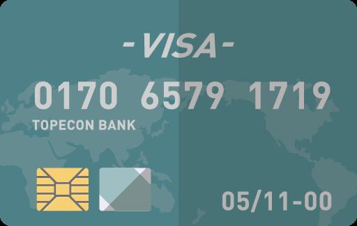 クレジットカードイメージ画像1