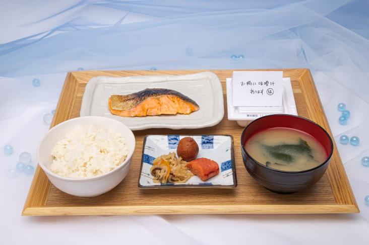 帆高のお手製 朝食セット